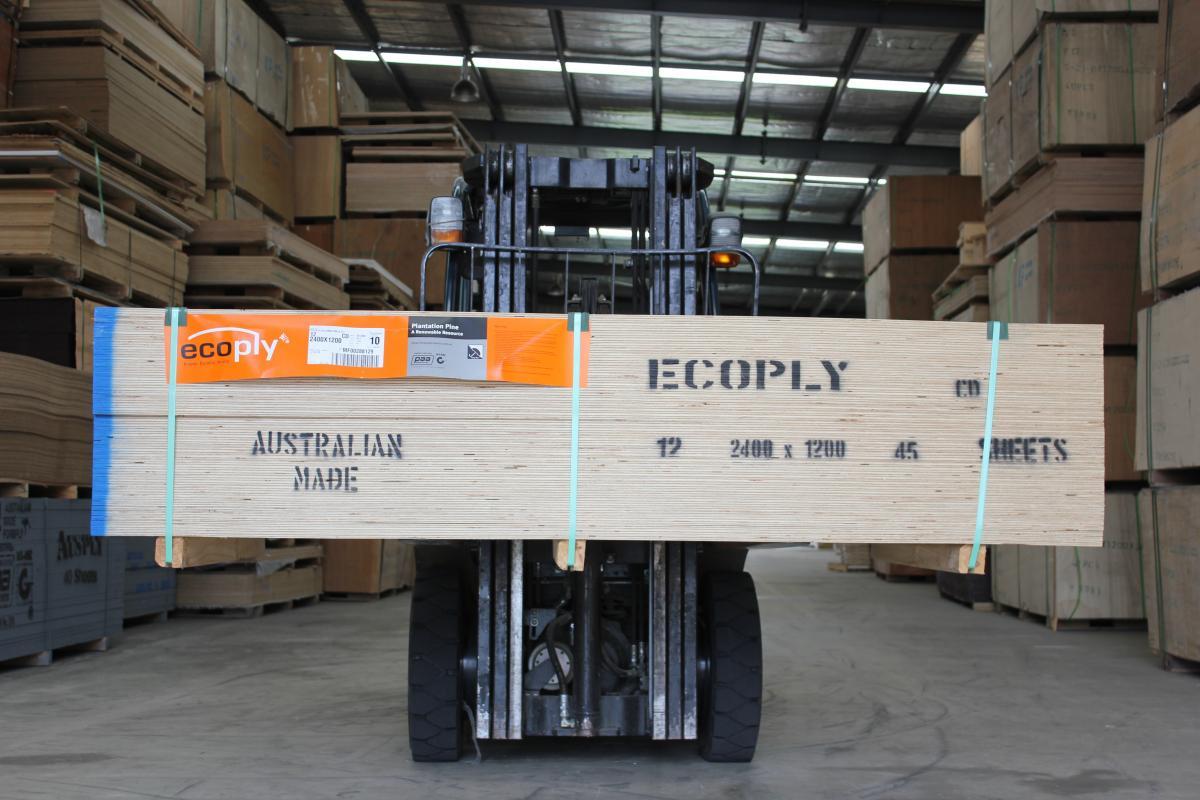 Plywood & Particle Board - image EcoFork-2 on http://tradewarebuildingsupplies.com