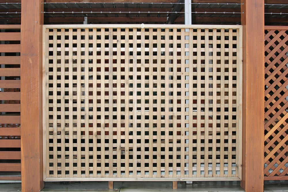 lattice custom tradeware building supplies