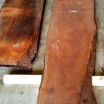 Raw Cedar Slabs