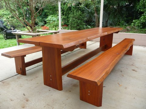 Benches - image Slab-T-and-B-1 on http://tradewarebuildingsupplies.com