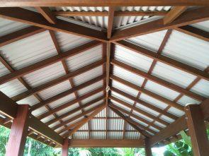 Garden Envi's Gorgeous Gazebo Roof