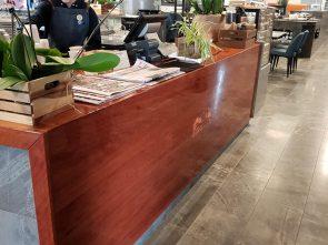 Hutchinson Builders Kitchen Counter