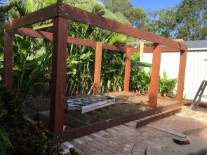 Garden Envi's Gorgeous Gazebo Posts
