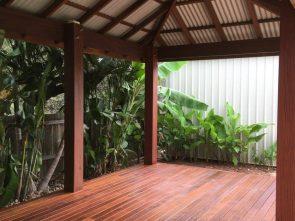 Garden Envi's Gorgeous Gazebo Inside View