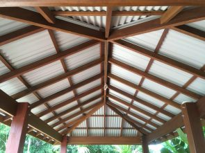 Garden Envi's Gorgeous Gazebo Roof