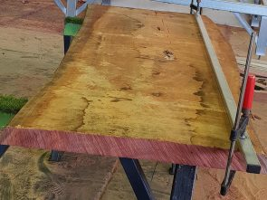 Hutchinson Builders, Blue Gum Plank. TRADEWARE Building Supplies, Brisbane's Best Quality Timber & Hardwood, Pine, Merbau, Kwila, Decking, Flooring, Fencing & Landscaping materials.