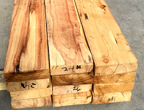 Landscaping Products - image Pine-Sleepers on https://tradewarebuildingsupplies.com
