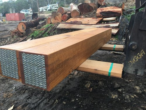 Big End Timbers - Tradeware Building Supplies specialty is large scale timber. ...No other company in Brisbane stocks such a large range of extra thick and extra long timber.