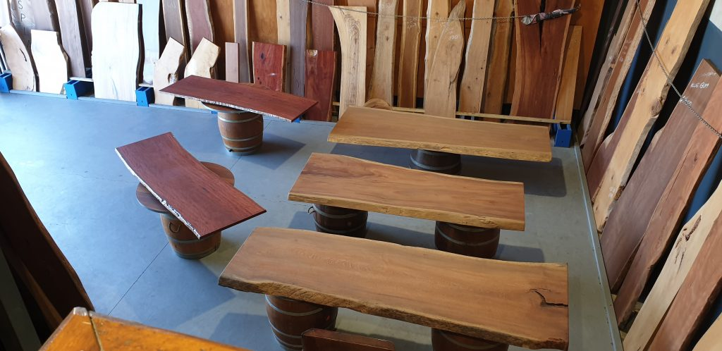 Amazing timber slabs from all over Australia Tradeware Building Supplier, an ethical timber supplier, is the first choice for your Premium Timber Slabs