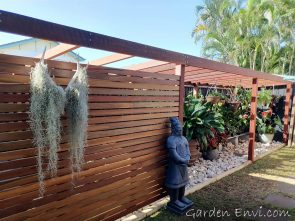 Garden Shade Pergola by Garden Envi using timber from Tradeware Building Supplies Chandler
