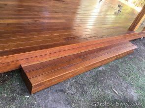 Spotted Gum Gazebo by Garden Envi supplied by Tradeware Building Supplies, Chandler, Brisbane