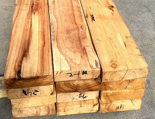 Pine Sleepers are available from TRADEWARE Building Suppliers, Chandler, Brisbane suppliers of quality timber.