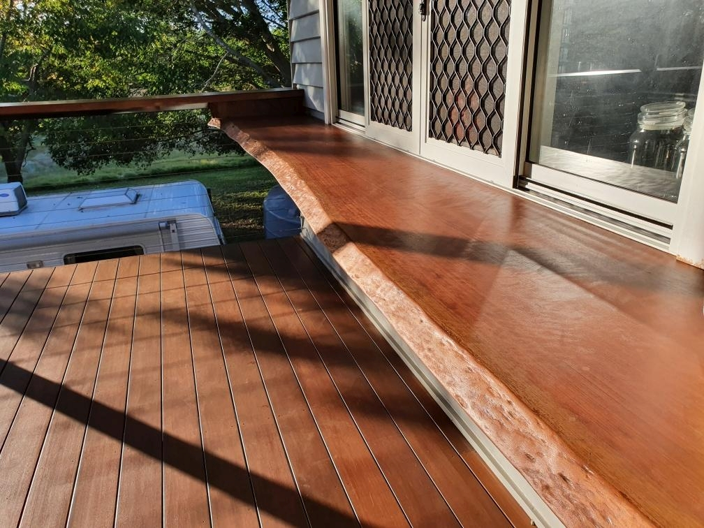 Pacific Jarrah Timber Decking available from TRADEWARE Building Supplies, Chandler Brisbane