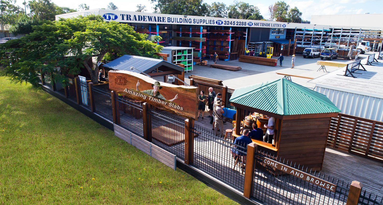 Tradeware Building Supplies, quality timber suppliers Chandler, Brisbane